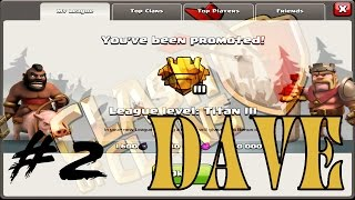 getlinkyoutube.com-sono in LEGA TITANO#2 | Clash of clans ITA