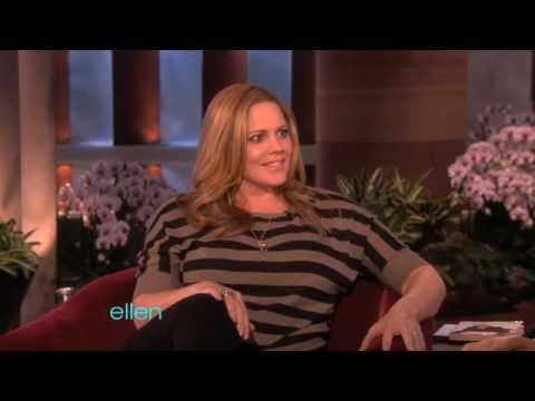 Mary McCormack Not-So-Sweet Child!