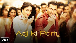 getlinkyoutube.com-'Aaj Ki Party' VIDEO Song - Mika Singh | Salman Khan, Kareena Kapoor | Bajrangi Bhaijaan