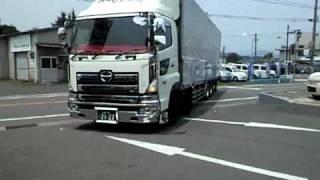 getlinkyoutube.com-大型トラック