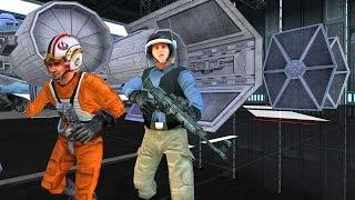 getlinkyoutube.com-Star Wars Battlefront 2 Mods - Star Destroyer Assault