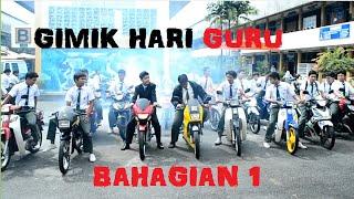 getlinkyoutube.com-Gila-gila Remaja SMK Padang Tembak,KL ( Gimik Hari Guru 2012) - Bahagian 1
