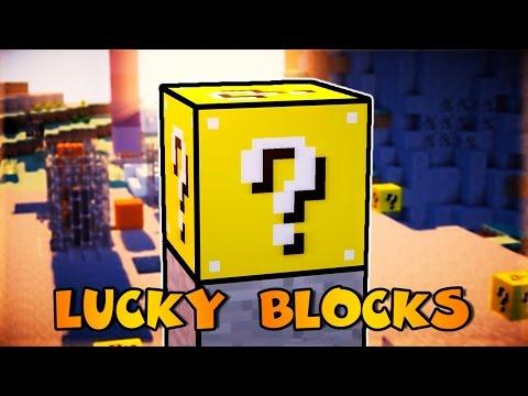 EL DRAGÓN DE LA SUERTE!! c/ sTaXx | Lucky Blocks Epic Race