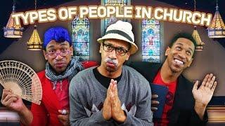 getlinkyoutube.com-Types of People in Church