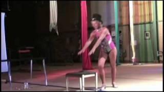"getlinkyoutube.com-""The Amazing Cristina"" - Body Language - Promotional Video"