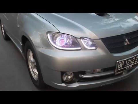 Mitsubishi Airtrek Turbo 2.0 4WD