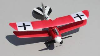 getlinkyoutube.com-Flyzone Albatros Micro RC Airplane Review and Flight