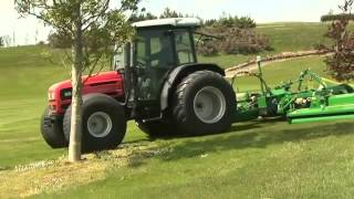 MAJOR TDR Roller Mower