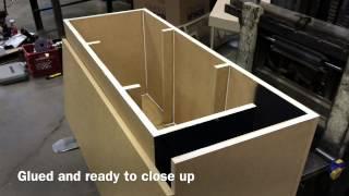 """getlinkyoutube.com-Ported box build for 1-15"""" L7"""