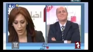 getlinkyoutube.com-TOP 10-Season 3-Ep 12/أغرب 10 مواقف على الشاشات اللبنانية /Salam El Zaatri