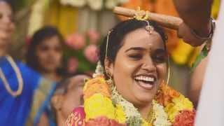 getlinkyoutube.com-Divya weds Ramesh