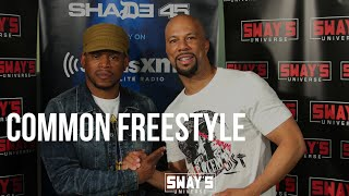 "Common -€"" Keep It Real Freestyle"