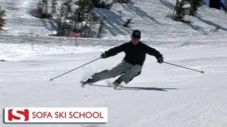 getlinkyoutube.com-Carving - Ski Lesson