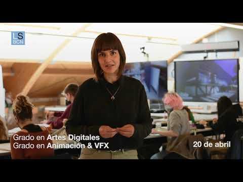 Jornadas Universitarias: Animación, VFX y Artes Digitales