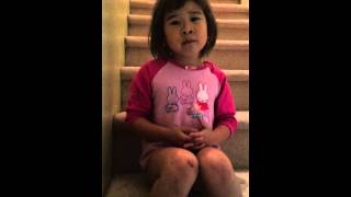 getlinkyoutube.com-A 6 year old girl give her mom a wake up calls a lesson of life after her parents been divorced