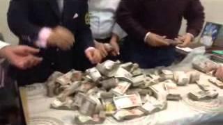 أخطر وأذكى محاولة تهريب أموال لخارج مصر