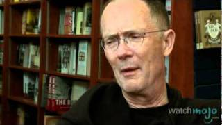 Interview with Author William Gibson on His Writing