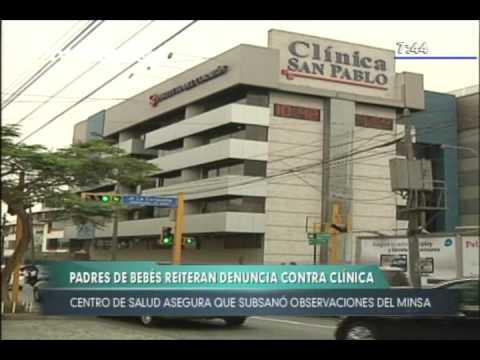 Clínica San Pablo: Padres de bebes muertos en presuntas circunstancias irregulares piden justicia