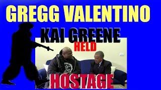 getlinkyoutube.com-KAI GREENE HELD HOSTAGE,,,, WATCH TO THE END.