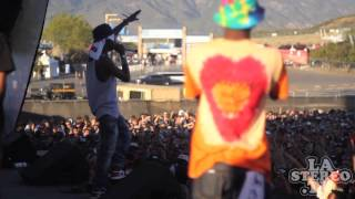 getlinkyoutube.com-Joey Badass & Pro Era tribute to Capital Steez @ Paid Dues 2013