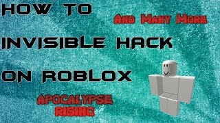 getlinkyoutube.com-How to Invisible Hack on ROBLOX 2016!! NOT PATCHED !!!