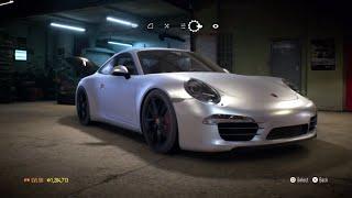 """getlinkyoutube.com-Need for Speed 2015 - """"Porsche 911 Carrera S (2014)"""" - 988 HP Build !!! (Gameplay)"""