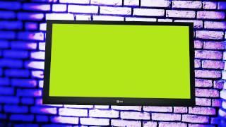 getlinkyoutube.com-Chroma Key - Green Screen Effeckt - Tv Hintergrund videoloop - 1080p