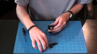 getlinkyoutube.com-Cleaning the Extruder Drive Gear on a FlashForge Creator Pro 3D Printer