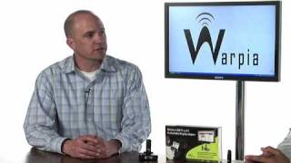 getlinkyoutube.com-Wireless PC To TV Streaming  with The Warpia Wireless USB Display Adapter
