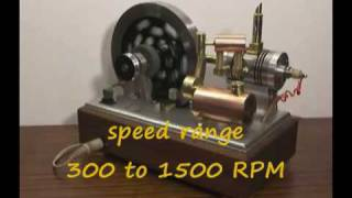 getlinkyoutube.com-Revised Simple 2-stroke model Engine.wmv