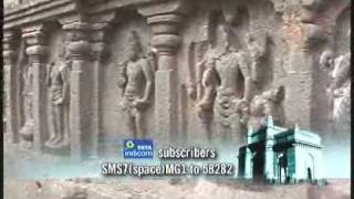 7 Wonders of India: Ajanta Ellora Caves view on youtube.com tube online.