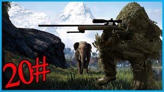 getlinkyoutube.com-Far Cry 4 - 20° : lo Sniper con il Fucile Più Lungo e Duro.
