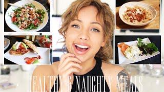 getlinkyoutube.com-My Naughty & Healthy Meal Recipes