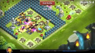 getlinkyoutube.com-Castle Clash HBM-S TH19