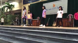 getlinkyoutube.com-Shine your light - Shake It ( Dance) - M4U NTT.