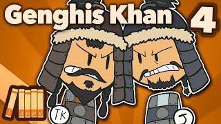 Genghis Khan - Khan of All Mongols - Extra History - #4