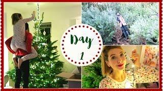 getlinkyoutube.com-FINDING THE PERFECT CHRISTMAS TREE | VLOGMAS