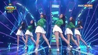 "getlinkyoutube.com-Live HD   150304 여자친구 ""유리구슬 (Glass Bead)"" @ MBC MUSIC 쇼 챔피언"