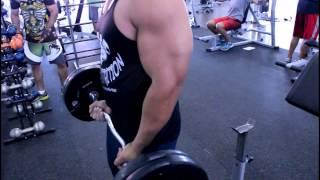 getlinkyoutube.com-Karla Bachiega - Treino de Triceps e Biceps