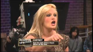 Stabbed In The Back By My Twin Sister (The Jerry Springer Show)