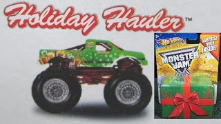 getlinkyoutube.com-2011 Monster Jam Holiday Hauler Target Exclusive