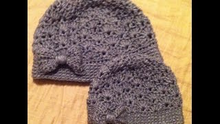 getlinkyoutube.com-TUTORIAL #57 (SHELLEY SHELL BEANIE)