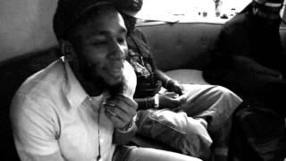 Yasiin Bey (Mos Def) & Mannie Fresh en studio