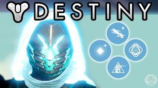 getlinkyoutube.com-Destiny: Favourite Hunter Stealth Loadout! Cloak/Invisible Methods & Perks (Destiny Class Setup)
