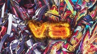 getlinkyoutube.com-Cardfight!! Vanguard: Link Joker ( Death Star-vader, Chaos Universe ) vs Narukami ( Eradicators )