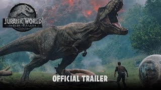 Jurassic World: Fallen Kingdom - Official Trailer [HD] width=