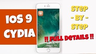 getlinkyoutube.com-Download Cydia iOS 9 on iPhone 6 - How to Tutorial in 4K
