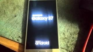 getlinkyoutube.com-How Bypass Google Account Galaxy S7 SM G930S SKTelecom Korea Android 6 0 1