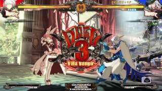 [GGXrdR] MangaShinigami (RA)  VS Byakuya234 (EL)