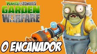 getlinkyoutube.com-Plants vs Zombies Garden Warfare - O Encanador